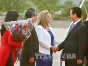 理阮晋勇总抵达美国出席东盟—美国领导人特别峰会