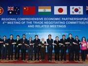 《区域全面经济伙伴关系协定》第11轮谈判在文莱举行