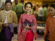 缅甸提前总统候选人推举日期