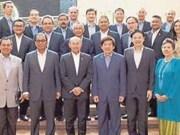 马新依斯干达特区部长级联合委员会会议在新加坡召开