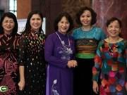 提高民选机关女代表的参与比例