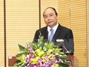 阮春福副总理:实现反腐败工作的合法性和公开性