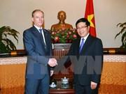 越南与俄罗斯促进多方面合作关系