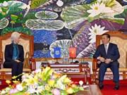 越南财政部与国际货币基金组织加强合作