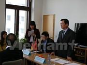 越南与德国加强贸易投资合作