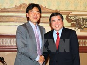 日本国际协力机构继续与越南胡志明市加强多领域合作