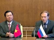 越南与俄罗斯加强工业合作