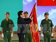 张晋创主席出席胡志明市青年先锋队成立40周年纪念典礼