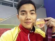 体操世界杯卡塔尔站:越南运动员范福兴摘铜