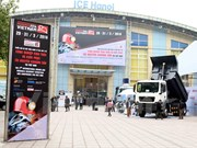 2016年越南国际采矿技术展在河内开幕