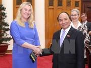 荷兰将为越南应对九龙江三角洲地区干旱和土地盐化提供支持