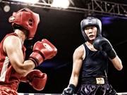 里约奥运会拳击亚大区资格赛:越南运动员刘氏缘晋级半决赛