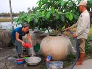 比利时与九龙江三角洲加强水净化、废物与废水处理领域的合作