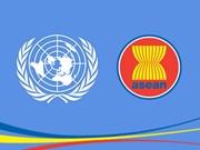东盟秘书处和联合国加强合作 面向和平与繁荣的社会