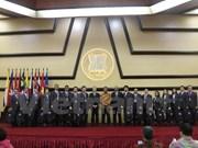 越南参加在印度尼西亚举办的东盟自然灾害应急救助培训班