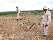 越南努力克服地雷遗害