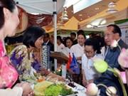 越南参加在柬举行的东盟美食联欢会
