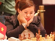 国际象棋2016亚洲团体赛:越南女队居第5位