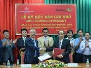 韩国企业在越南得乐省投资兴建太阳能发电厂