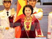 世界各国议会领导人致电祝贺阮氏金银当选越南国会主席职务