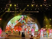 2016年富国—九龙江三角洲国家旅游年拉开序幕