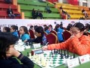 2016年亚洲青少年国际象棋锦标赛:武德智和武美玲夺金
