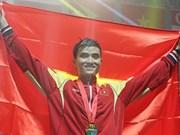 越南两名击剑运动员获得2016年里约热内卢奥运会的入场券