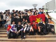 越南留学生人数居在日外国留学生人数第二位