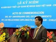 越南外交部副部长何金玉:越智两国合作潜力有待挖掘