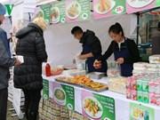 越南参加捷克最大街头饮食节