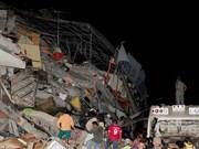 越南领导人对地震导致大量人员伤亡向厄瓜多尔领导表示慰问