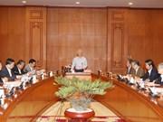 阮富仲总书记:依法严厉处理各大复杂且引起舆论关注的案件