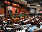 古巴领导人劳尔·卡斯特罗再次当选古共中央第一书记