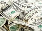 越南国家银行越盾兑美元中心汇率较前一日下跌17越盾