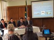 越南与南非促进海运领域合作