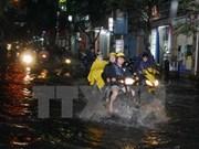 胡志明市拔出10万亿越盾用于解决城市淹水防治项目
