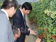 日本和歌山县希望进一步加强同越南的关系