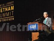 越南驻美大使范光荣出席越南战争研讨会