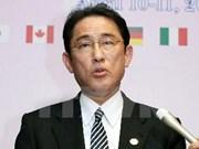 日本外相岸田文雄宣称支持东盟经济共同体