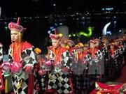 2016年顺化文化节:越南佛教教会首次在顺化艺术节举办广照灯节