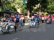 4·30和5·1长假期河内市接待游客量达近22.8万人次