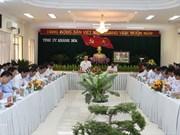 阮富仲总书记:庆和省促进海洋经济发展应与坚决捍卫祖国独立主权和神圣领土完整并行