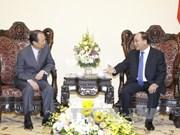 阮春福总理:越南政府将为三星集团在越投资更加成功提供便利