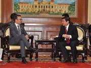 新西兰与胡志明市加强投资合作