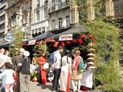 越南参加比利时布鲁塞尔多元文化日活动