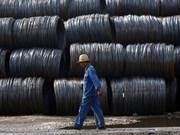 今年4月份越南粗钢产量达40.9万多吨