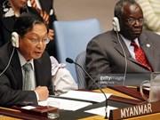 缅甸政府任命觉丁瑞为国家顾问办公厅部长