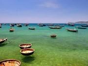 广南省占婆岛开设海底漫步旅游让游客探索海底世界