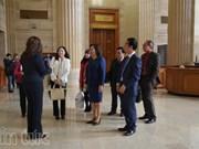 越南与加拿大加强司法改革合作