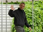 比利时媒体高度评价美总统奥巴马访越之旅